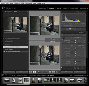 Workshops fotografia