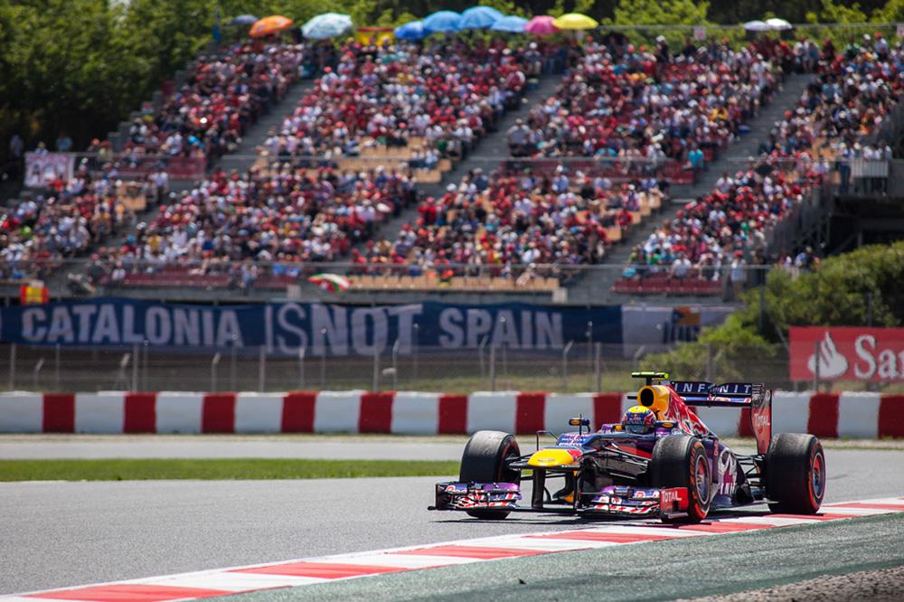 Circuit de Catalunya F1