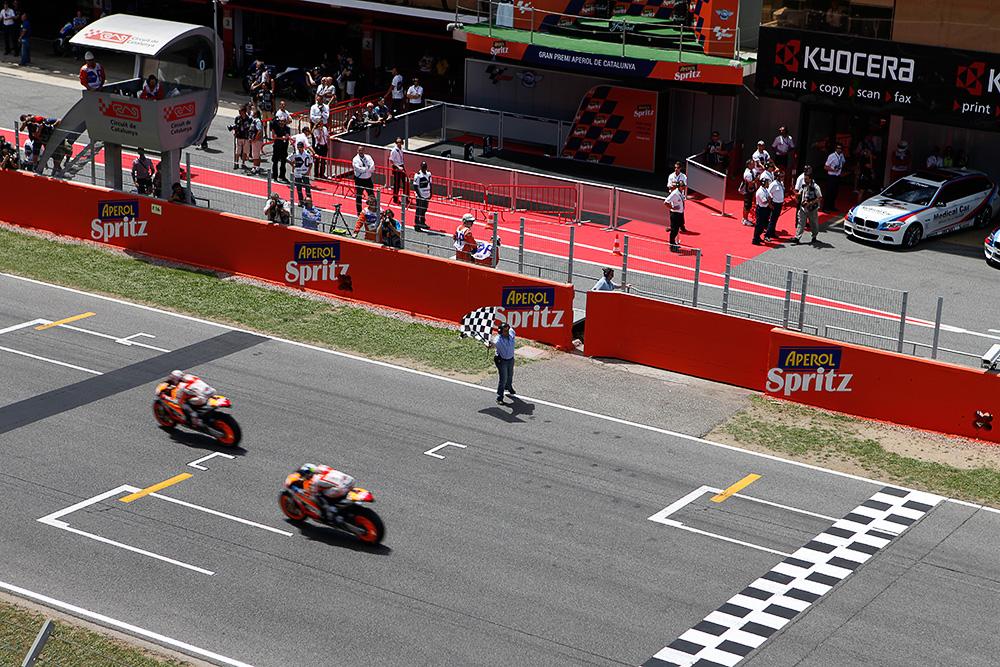 Circuit de Catalunya Moto GP