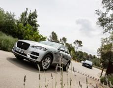 Presentación Jaguar F-Pace