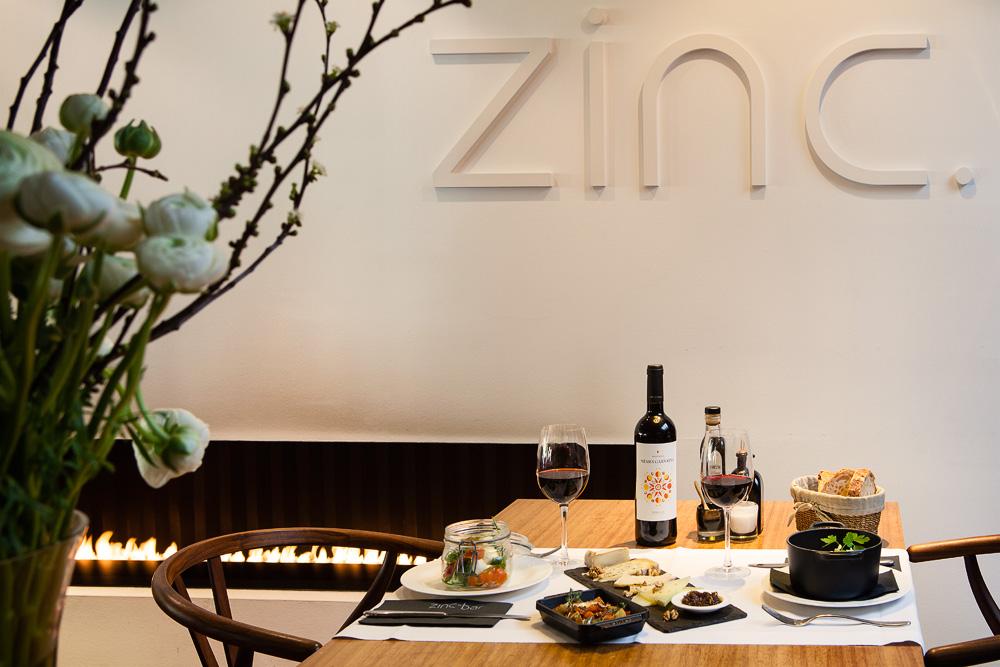 Zinc-Bar